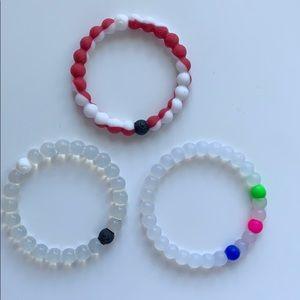 Set of 3 Lokai Bracelets
